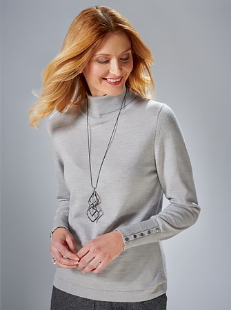 Warm Merino Jumper