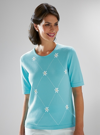 Cool Cotton Sweater