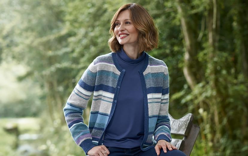 Nouveautés tricots de la saison