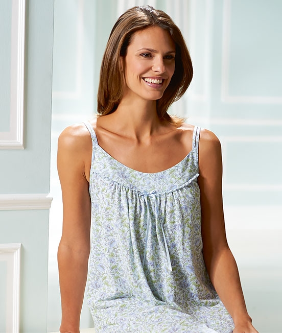 Luxury Cotton Jersey Nightie