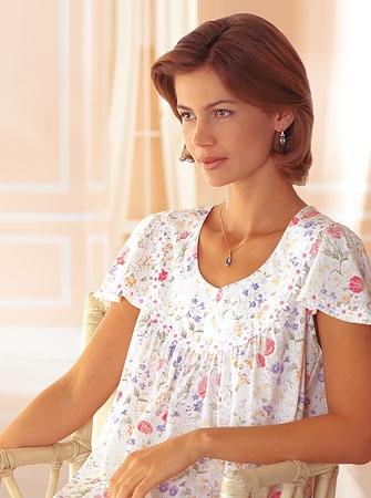 Jersey Cotton Nightdress