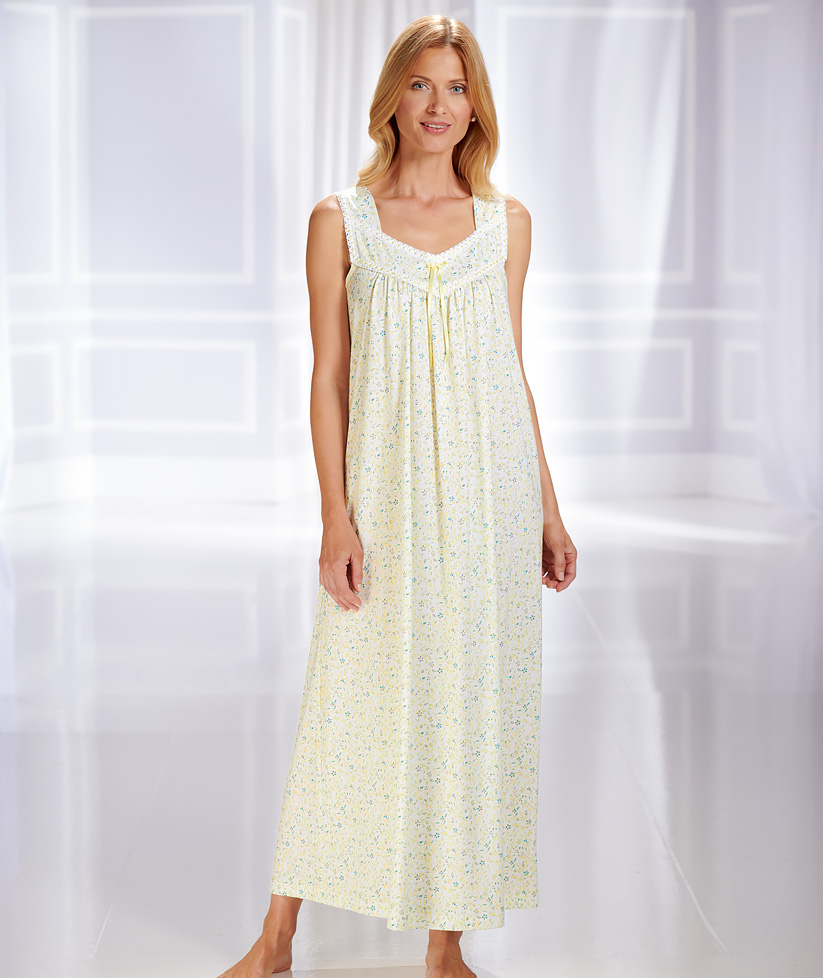 Fine Cotton Nightdress