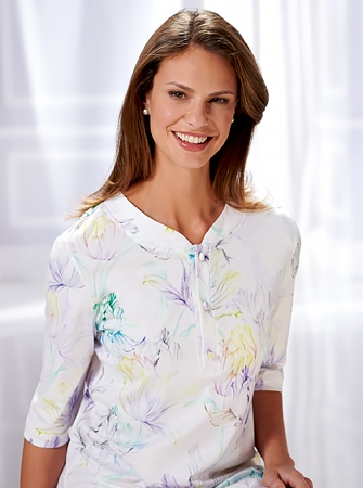 Soft Cotton Nightshirt