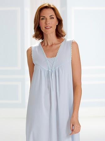 Womens Jersey Nightdress Simply Be