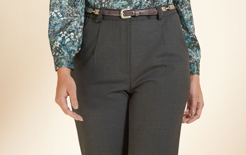 Ways to wear your new tailored trousers