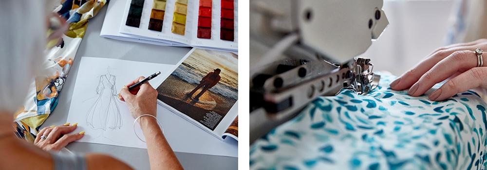 David Nieper Design and Sewing Rooms