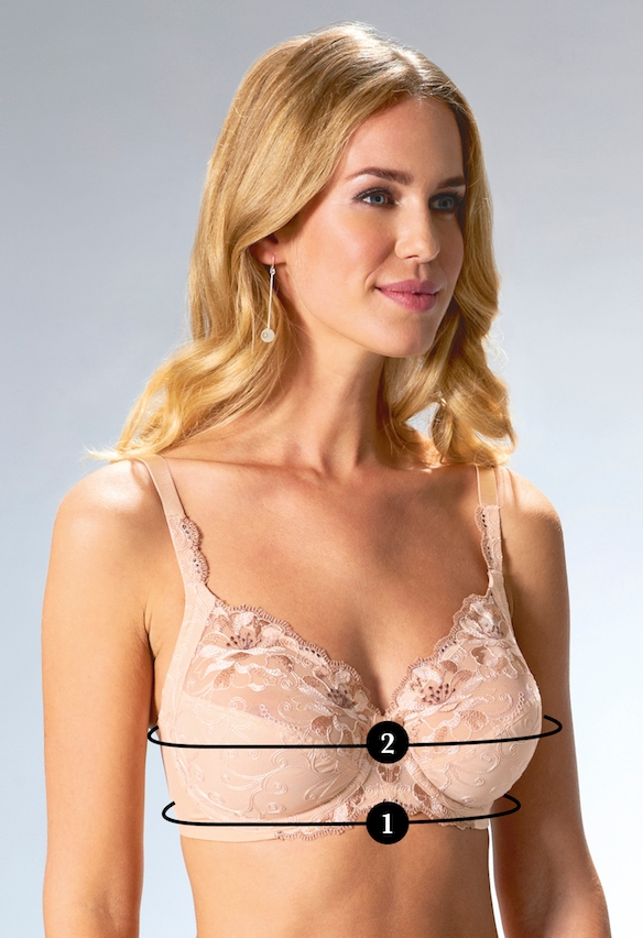 unique style fashionable patterns new style Front-Fastening Comfy Care Bra by Royce